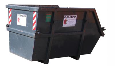 Een afval container huren bespaart ons vooral veel tijd